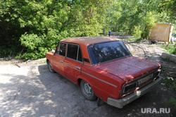 Уплотнительная застройка. Челябинск., ваз 2106, автомобиль