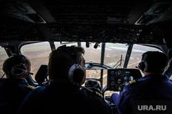 Иллюстрации, разное, вертолет, наушники, кабина, полет, пилоты