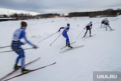 Лыжня России-2013. Нижний Тагил , лыжники