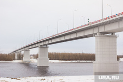 Открытие моста через Вах. Нижневартовск., мост через вах