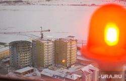 Обновленная стела. Экскурсия для СМИ. Ханты-Мансийск., недвижимость, новостройка, кризис жилья