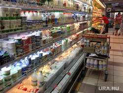 Продукты. Санкции. Алое поле. Проспект. Никитинские ряды. Челябинск., молоко, проспект