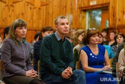 Встреча губернатора Курганской области Алексея Кокорина с учителями Звериноголовской школы, встреча, вопросы, учителя в звериноголовском