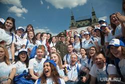 Парад Победы на Красной площади. Москва, волонтеры, 9мая, парад победы, красная площадь, ветеран войны