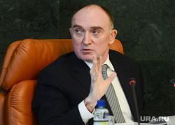 Заседание правительства при участии губернатора Челябинской области. Челябинск, портрет, дубровский борис