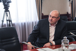 Дума ХМАО — комитет по бюджету 19 февраля 2014 года, удинцев сергей