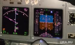 Флайдубай, полет бизнес-классом на самолете Боинг-737-800 в Дубай, ОАЭ. 4-7 мая 2014, взлетная полоса, кабина пилота