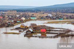 Наводнение. Староуткинск, наводнение, староуткинск, чусовая, половодье