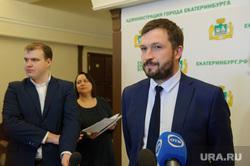 Брифинг Николая Сметанина по реконструкции станции метро
