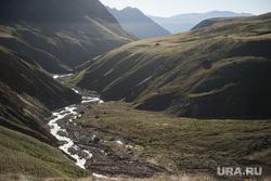 Кавказские горы в окрестностях Эльбруса, туризм, горы, природа россии, природа кавказа, приэльбрусье, река кызылкол