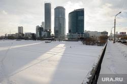 Клипарт, разное. Екатеринбург, зима, макаровский мост, екатеринбург-сити, городской пруд