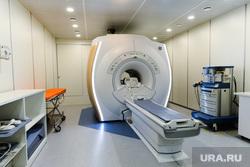 Пресс-тур на территорию медгородка, открытие новой поликлиники, вручение автомобилей скорой медицинской помощи. Челябинск, томограф, мрт, магнито-резонансный томограф