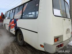 Эвакуатор маршруток недопущеных к эксплуатации. Челябинск, автобус, эвакуация маршрутки