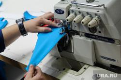 Пошивочный цех предприятия
