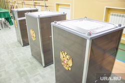 Выборы губернатора Тюменской области. Нижневартовск., выборы, избирательные урны