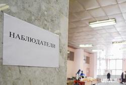 ВЫБОРЫ 2018. День голосования в Челябинске, наблюдатели