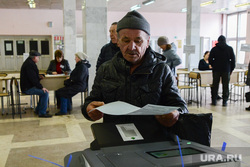 ВЫБОРЫ 2018. День голосования в Челябинске, голосование, коиб