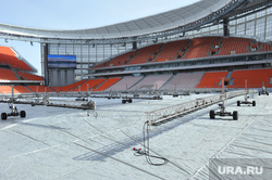 Пресс-конференция на Центральном стадионе. Екатеринбург, центральный стадион