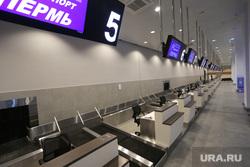 Новый терминал Пермского аэропорта Большое Савино. Пермь , аэропорт большое савино, аэропорт пермь, стойки регистрации