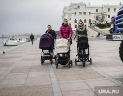 Севастополь и Симферополь.  2014 - 2016. Крым, коляска, материнство, родители, мамы