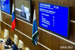 Заседание Заксобрания Свердловской области 1 марта 2016 года, заксобрание свердловской области, заседание парламента, голосование