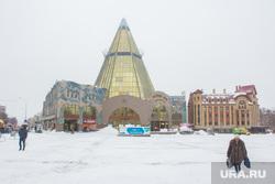 Таблички и дома. Ханты-Мансийск, город ханты-мансийск, трц гостиный двор