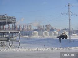 Комиссия ЦИК в Сабетте, добыча газа, производственный корпус