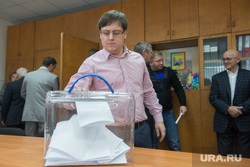 Выборы мэра Березовского, еланцев андрей