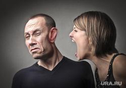 Клипарт depositphotos.com, крик, ссора, ярость, орать, кричать в ухо, ругань