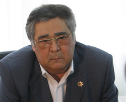 Аман Тулеев, тулеев аман