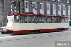 Маршрутки. Челябинск., трамвай, общественный транспорт