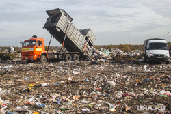Проверка ОНФ и Общественной палатой Тюменской области полигона твердых бытовых отходов на Велижанском тракте. Тюмень, экология, мусоровоз, отходы, полигон тбо, мусор, свалка