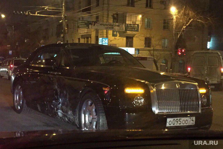 Клипарт. Челябинск., ролс ройс, автомобиль, правительственная машина