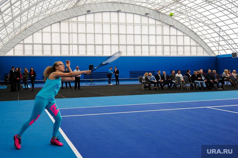 Открытие бесплатного теннисного корта «Жемчужина». Челябинск, теннисный корт, спорт, теннис, игра