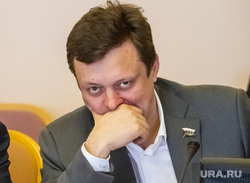 Комитет по бюджету областной Думы. Тюмень, селюков михаил, рука у лица
