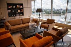 Отель «Резиденция» при Ельцин Центре. Екатеринбург, номер отеля, президентский номер, интерьер