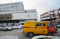 Эвакуатор и Горгаз. Челябинск, газовая служба, горгаз