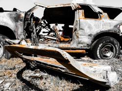 Открытая лицензия на 04.08.2015. ДТП., дтп, авария, разбитая машина