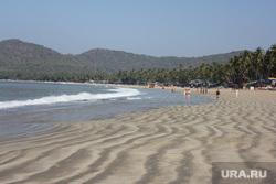 Клипарт. Индия. Гоа, отдых, море, пляж, песок