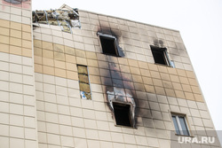 Кемерово. День 1ый, последствия пожара