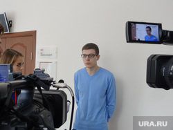 Допрос очкарика в Кировском суде Екатеринбурга, рябухин владислав