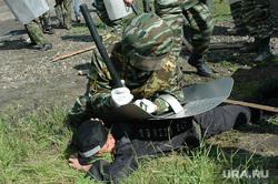 Бунт в колонии ГУФСИН (Архив 2007). Челябинск, бунт заключенных, спецназ гуфсин