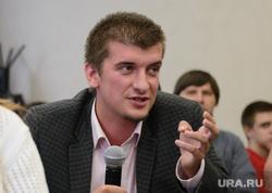 Фестиваль прессы в УрФУ, начало. Екатеринбург, бородин максим