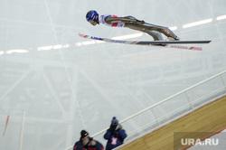 Кубок мира по прыжкам на лыжах с трамплина. Свердловская область, гора Долгая, лыжник, прыжки  с трамплина
