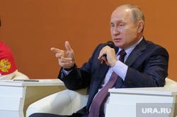 Визит Президента РФ Владимира Путина на