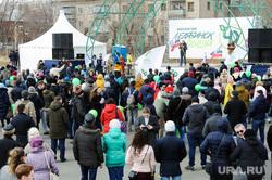 Экологический народный сход Челябинск дыши Николая Сандакова, в сквере Колющенко. Челябинск, сход, митинг