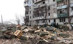 ОБСЕ в аэропорту Донецка. ДНР. Украина, донецк, разрушения