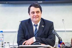 Холманский Юрий, заместитель председателя тюменской областной Думы. Тюмень, холманский юрий
