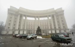 События на Майдане. Киев, киев, министерство иностранных дел украины