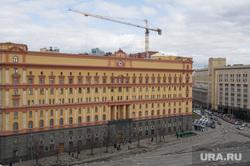 Виды. Москва, фсб, лубянка, площадь лубянская